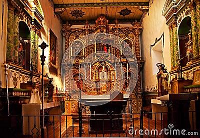 Serra Chapel Mission San Juan Capistrano