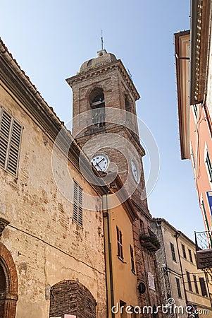 Serra de Conti (Ancona)