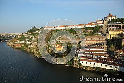 Serra do Pilar Monastery in Porto