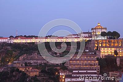 Serra do Pilar Monastery, Portugal