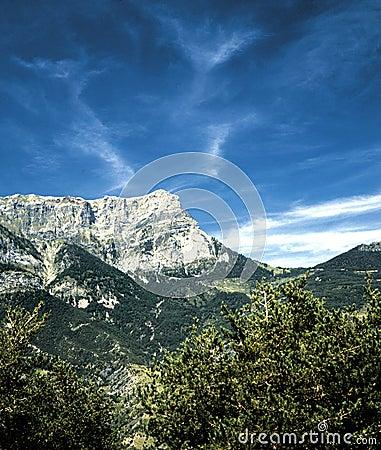 Serre-Poncon Sky