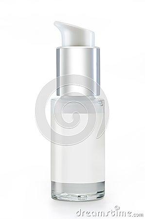 Free Serum Bottle Royalty Free Stock Photo - 67626155