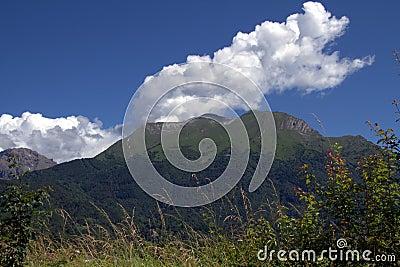 Serva mountain