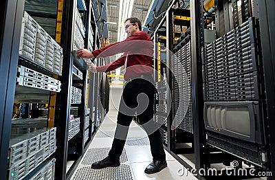 Server Expansion