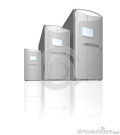 Server generations