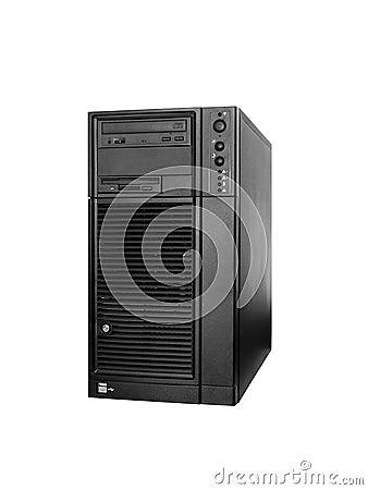 Free Server PC Box Stock Photos - 9119113