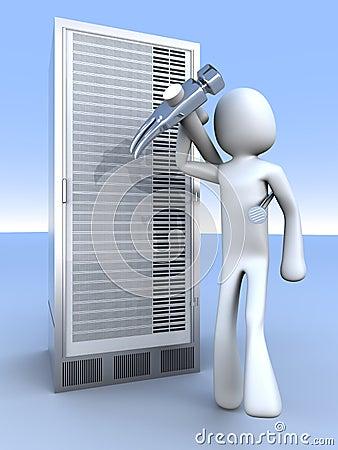 Server Repare