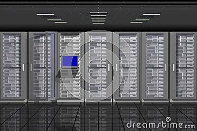 Servercontroling