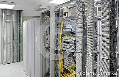 Servers center