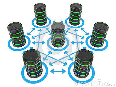 Servers and connections