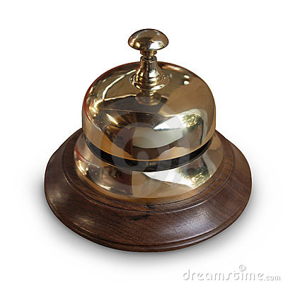 Free Service Bell Royalty Free Stock Photos - 1647678