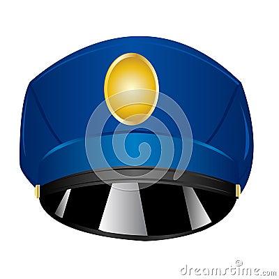 Service cap police