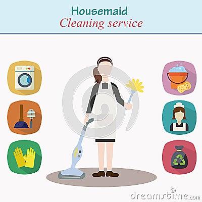 Services de nettoyage de maison nue
