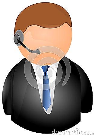 Service Hotline Icon