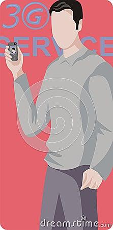 Free Service Illustration Series Stock Image - 2117011
