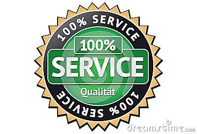 Service Label