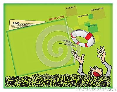 Servicio del impuesto
