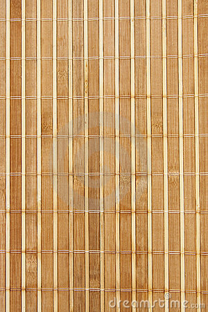 Serviette von einem Bambus