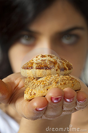Cookies on Hand