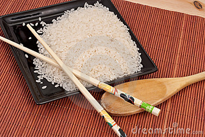 A Serving Of Rice