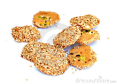 Sesame cookies_01