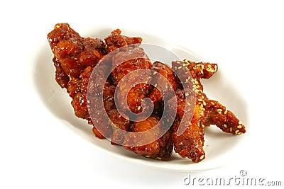 Sesame Kung Pow Chicken