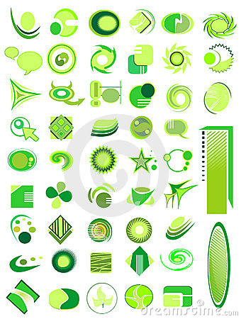 Set of 50 icons