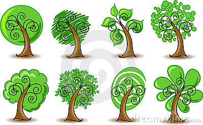 Set abstracts trees,vector