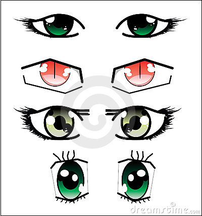 how to draw anime eyes female step by. How To Draw Anime Eyes Female