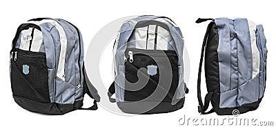 Set of backpack