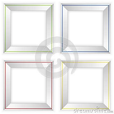 set bilderrahmen stockfotografie bild 27484362. Black Bedroom Furniture Sets. Home Design Ideas
