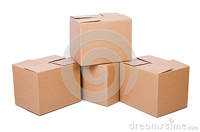 Set of boxes