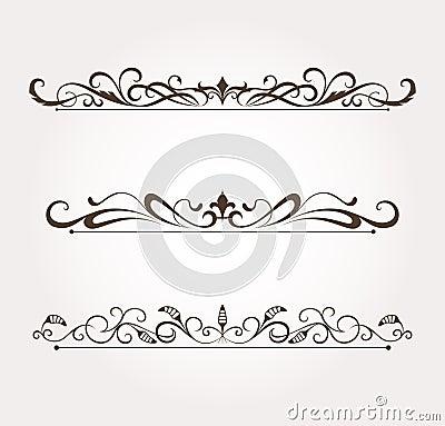 Calligraphy Corner Designs