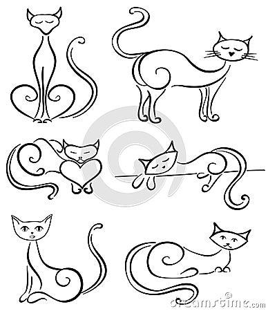 Set cats