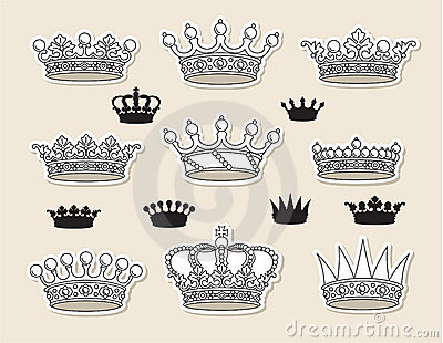 Set crowns