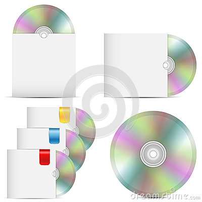 Set of disks in packages