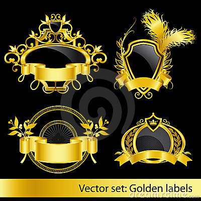 Set of the golden labels