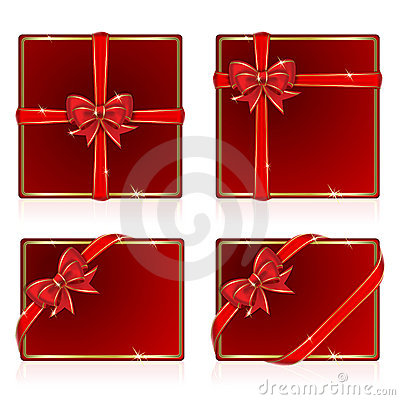 Set from greeting cards