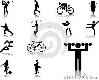 Set icons - 58. Sport