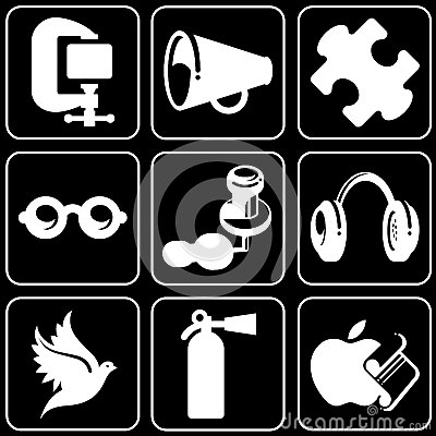 Set of icons (others)