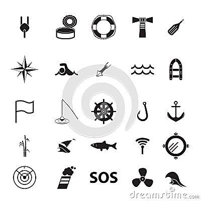 Symbol hav