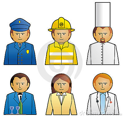 Set job icons 2