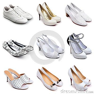 Set of  light shoes-1