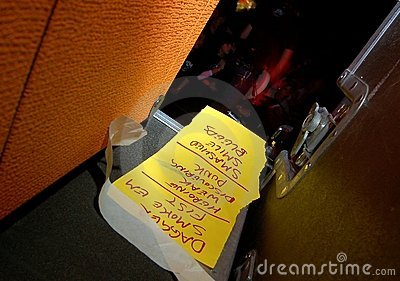 Set List Songs
