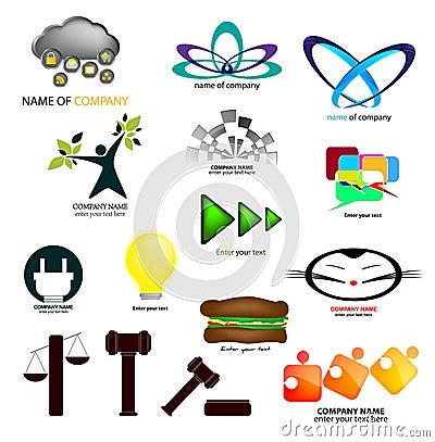 Set - logos