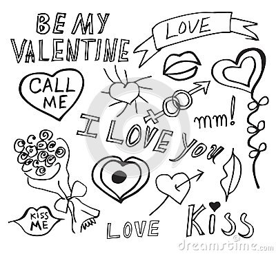 Easy Love Pictures to Draw
