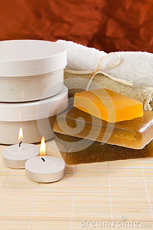 Set objects for spa