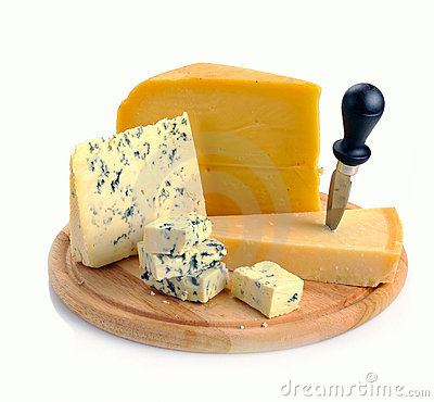 Free Set Of Cheese Stock Images - 21723454