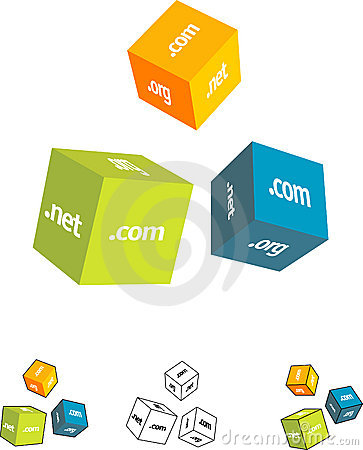 Free Set Of Cubes Stock Photography - 9008312
