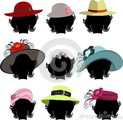 Free Set Of Hats Stock Images - 26752884
